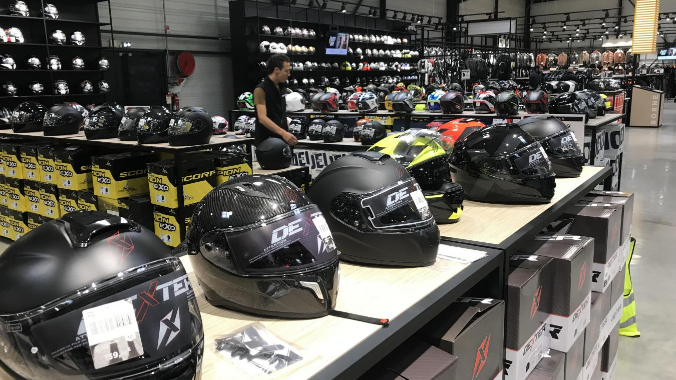 Meilleure marque de casque moto