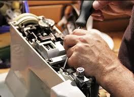 Réparation machine à coudre
